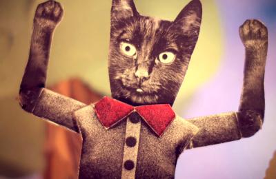 Découverte : L'école du chat noir