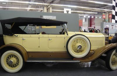 Rolls Royce, Retromobile 2009