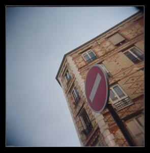 Holga rue St Yves