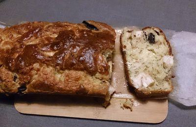 """Cake Stéphi """"poulet et estragon"""""""