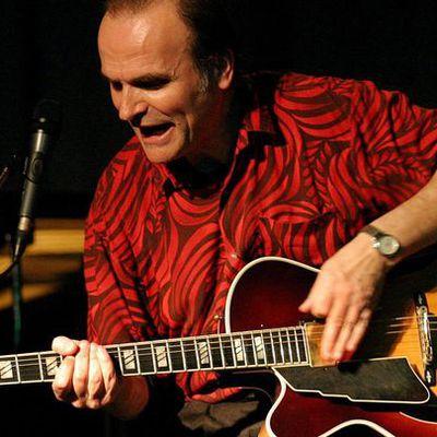 marc fosset, la disparition d'un grand guitariste français ayant joué avec Stéphane Grappelli et qui fut atteint de la maladie de parkinson