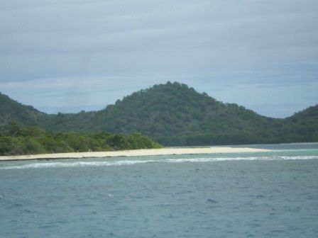 Carnet de route N°30 CARRIACOU (TYRELL BAY)-ILE RONDE-GRENADE (ST GEORGE'S)