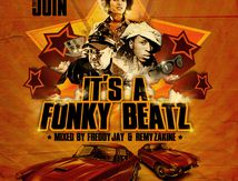 "Artwork ""It's Fonky Beatz"" mixed by Freddy Jay & Remy Zakine"