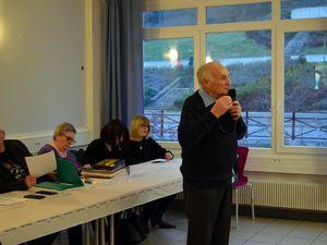 Assemblée Générale 2020 de l'Amicale des anciens mineurs d'Algrange