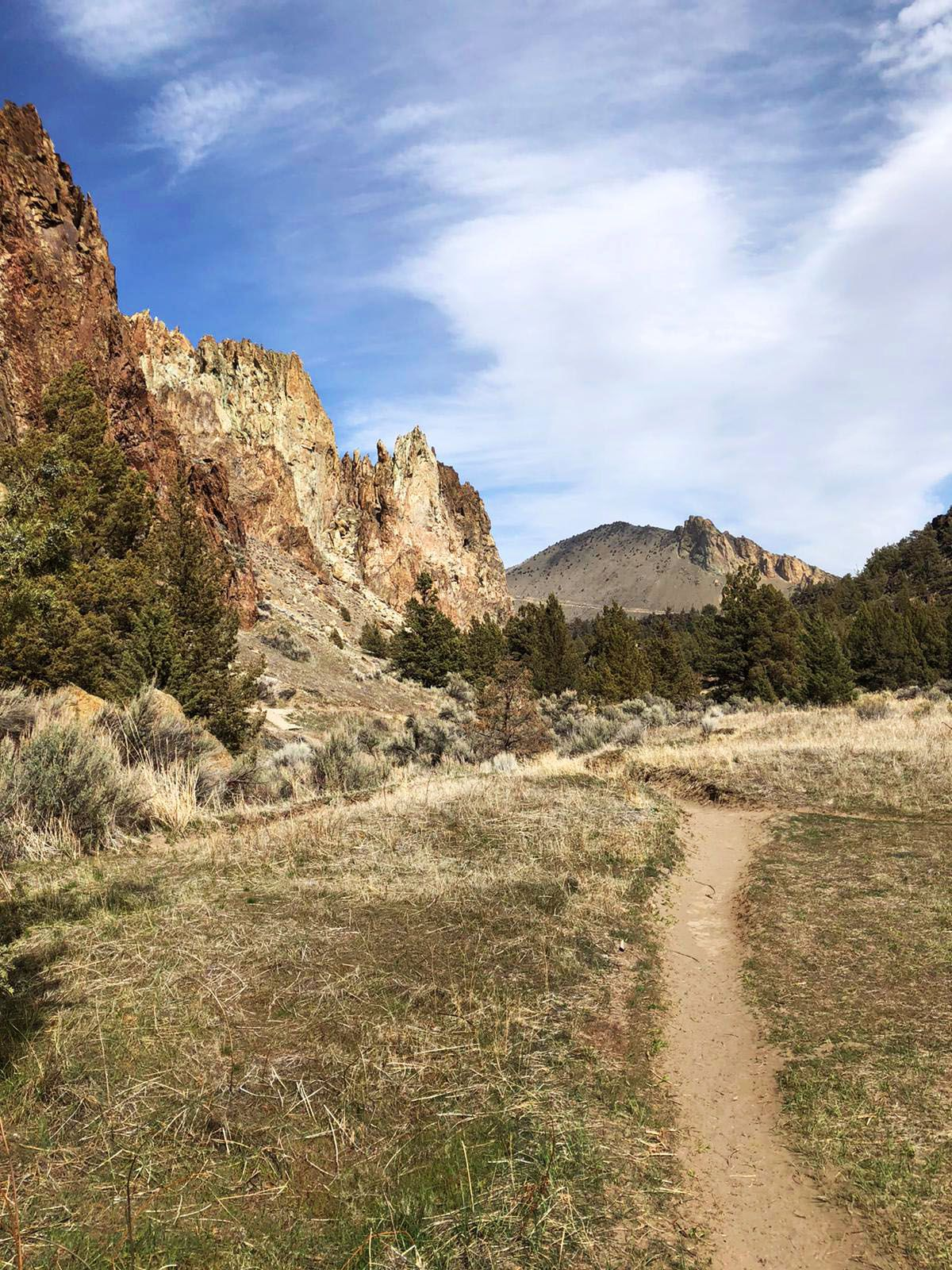 Bend, Mont Bachelor et Smith Rock dans l'Oregon