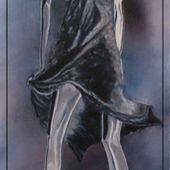 SILVER WOMAN - Les peintures de jacqueline Colbac