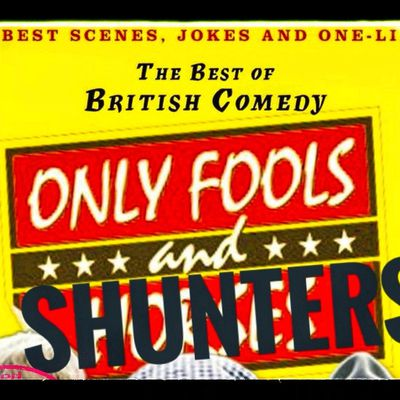 Only fools and shunters podcast E02