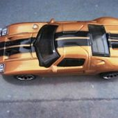 FORD GT 2005 MATCHBOX 1/62 - car-collector.net