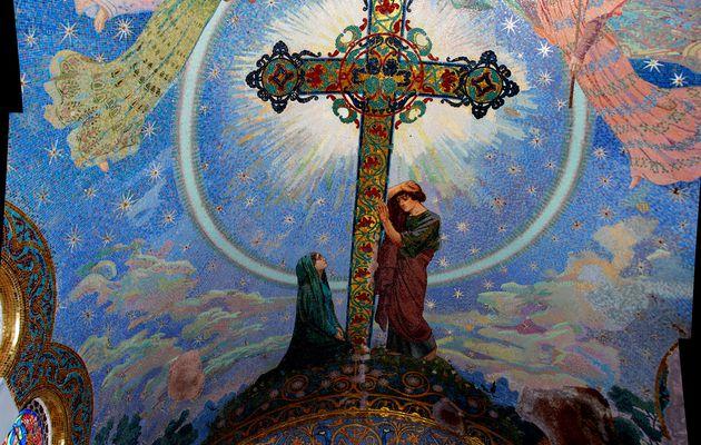 Dimanche 14 septembre Fête de la Croix « glorieuse »