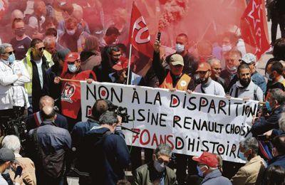 le 22 juin appel de la fédération des métaux à agir et à se rassembler pour gagner !