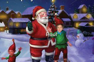 3 eme concours de Noël (les gagnants)