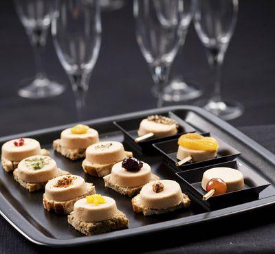 Recette : Pain d'épices et foie gras, le réveillon sera joyeux !