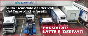 """Parmalat: latte e """" derivati"""""""