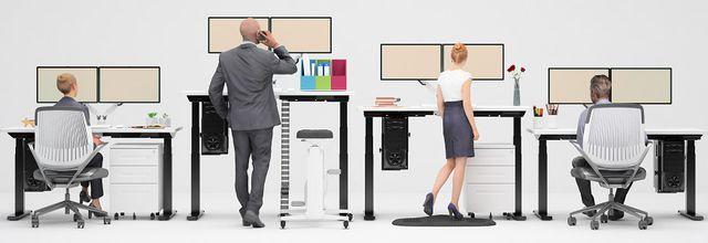 Testdu FlexiSpot EQ5, le bureau assis-debout électrique