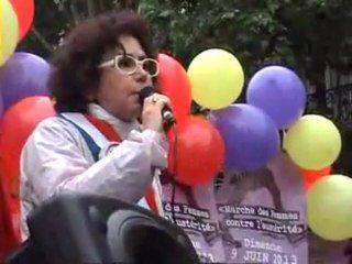 Dimanche 9 juin 2013 : marche des femmes contre l'austérité [vidéo]