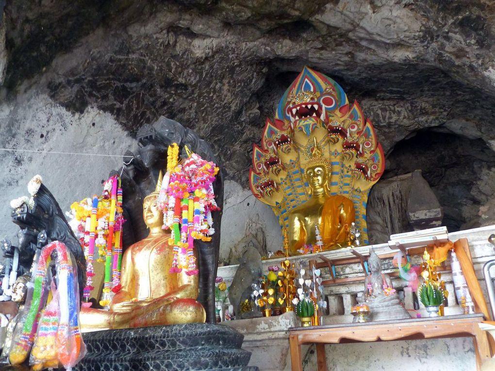 Wat Tham Suwannakhuha (province de Nong Bua Lamphu)