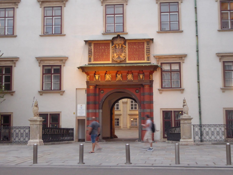 Dimanche 22 août 2021 - J22 - Escale à Wien
