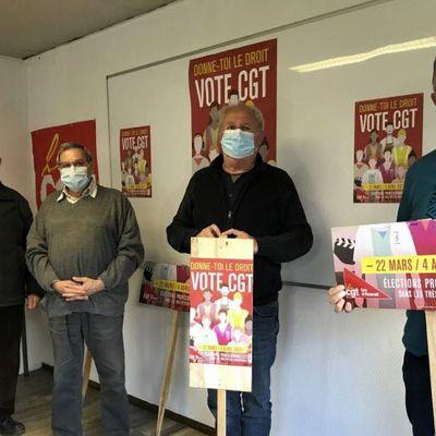 Elections TPE : La CGT lance un appel au vote pour les élections syndicales des TPE