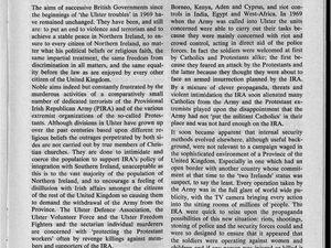 Propagande , renseignement et guerre psychologique en Ulster