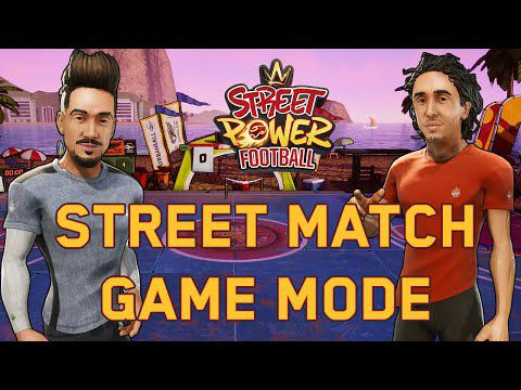 "[ACTUALITE] Street Power Football - le trailer de gameplay ""Street Powser"""