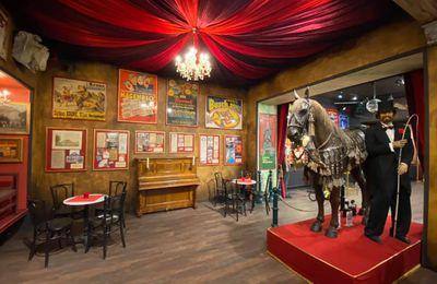Le Circus & Clown Museum, de Vienne