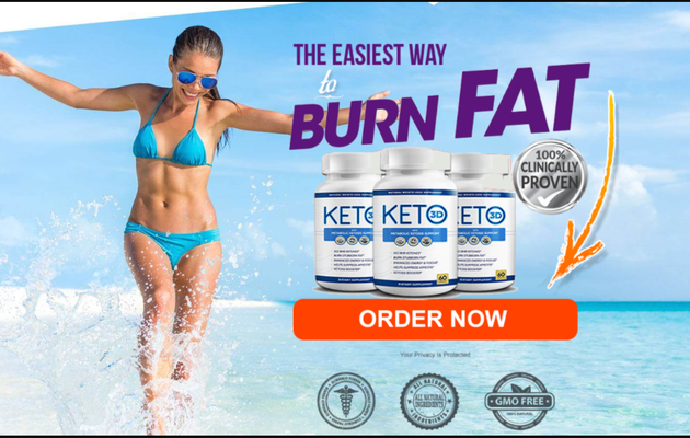 Keto 3D Pills - Does It Work, Weight Loss Reviews & Buy?