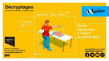 Nantes, le numérique et la démocratie.