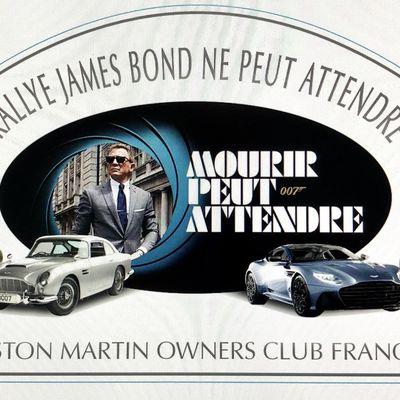 Rallye: James Bond ne Peut Attendre!