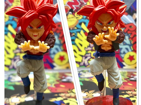 Bootleg World Collectible Figure (WCF)