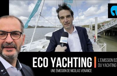 Interview - Premiumisation pour Lagoon, leader mondial des catamarans de plaisance