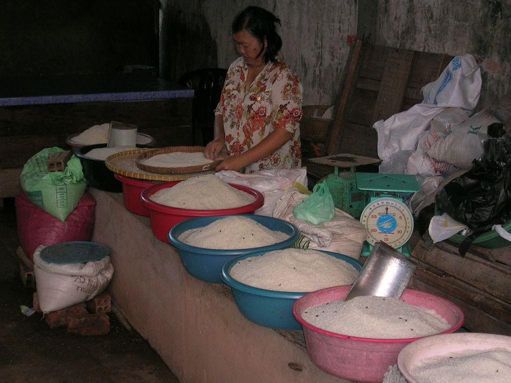 Marchés du Cambodge (2009)