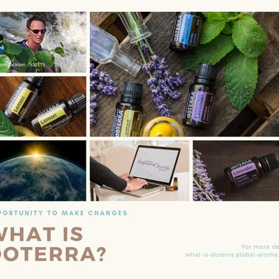 What is Doterra oils and why should I join?
