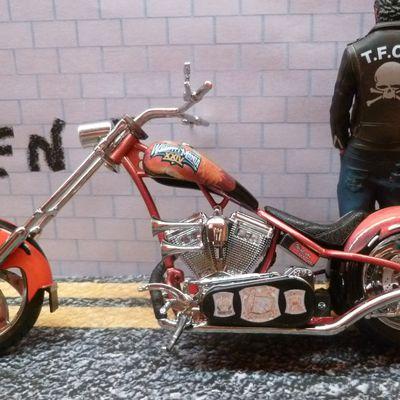 Chopper Wrestlemania -OCC-