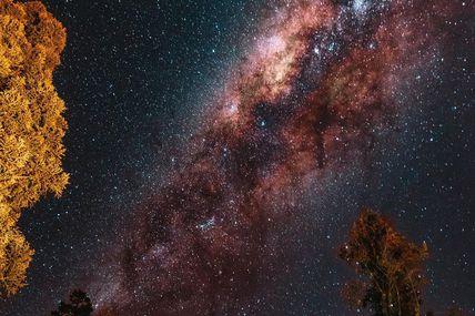Voie Lactée sur Route du Volcan 🌋