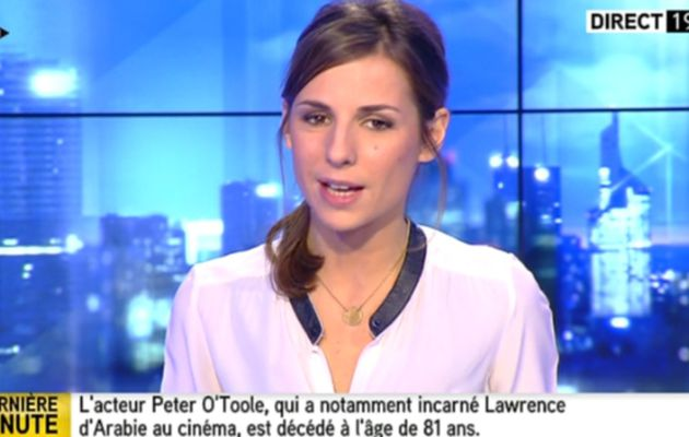 2013 12 15 - 19H30 - ALICE DARFEUILLE - ITELE - INTEGRALE WEEK-END