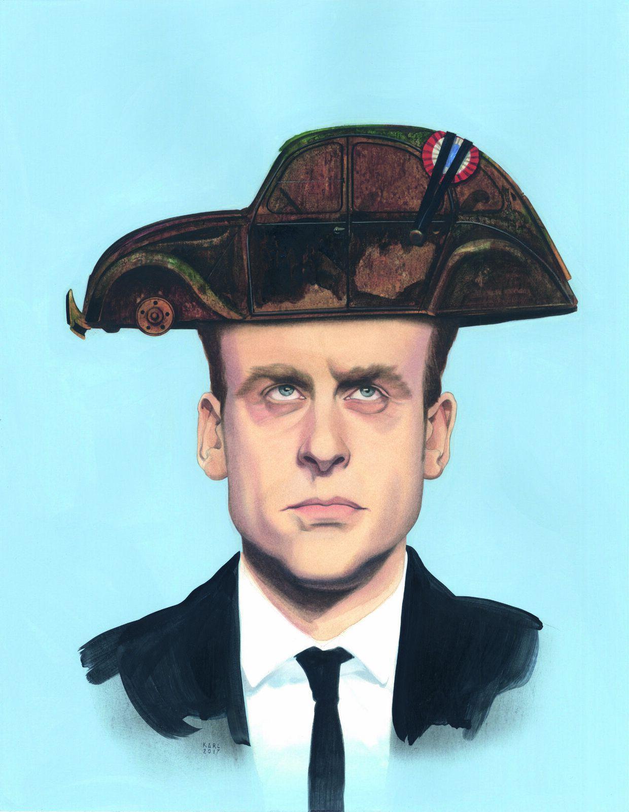 Macron commémore Napoléon le premier du prénom