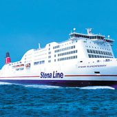 Stena Adventurer | Holyhead - Dublin Port