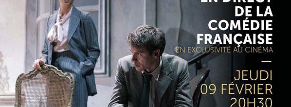 Le Misanthrope de La Comédie Française diffusé en direct dans plus de 300 salles le 9 Février !