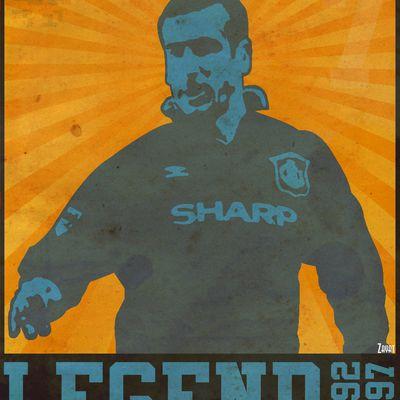 Cantona : Legend