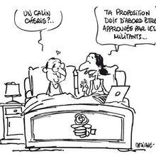 Tension en Hollande