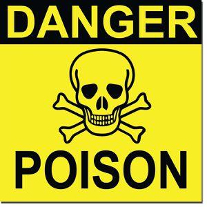 Toxines dans l'alimentation