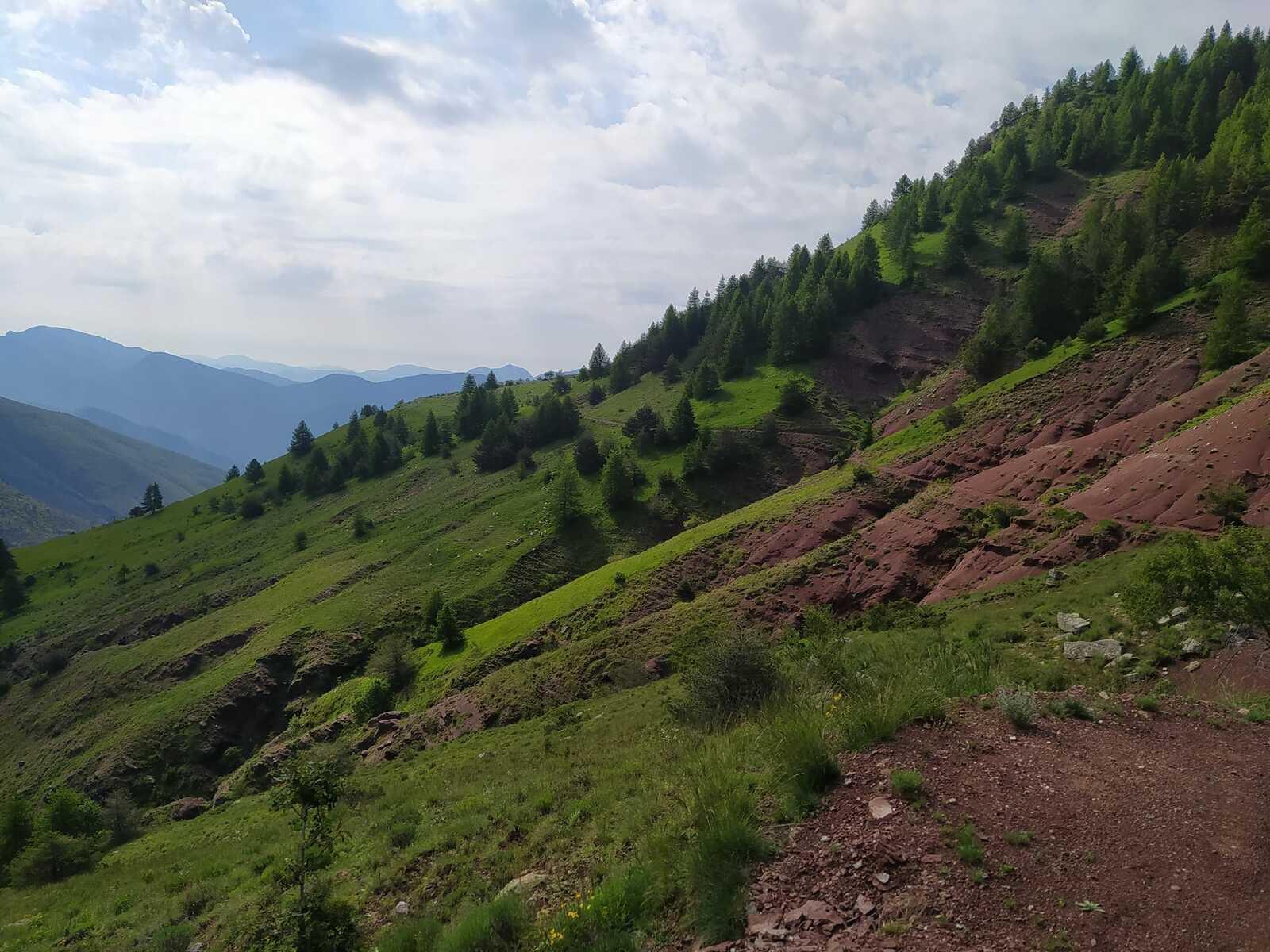Dôme de Barrot (2136m)