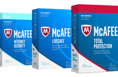 how to reinstall my mcafee