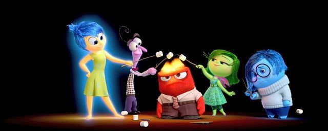 Inside Out - (Pete Docter, 2015) - Recensione - Con Amy Poehler, Phyllis Smith, Mindy Kaling, Lewis Black, Bill Hader
