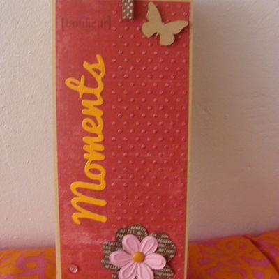 "Mini album ""moment bonheur"""