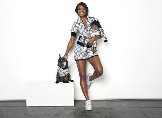 La nouvelle ligne de vêtements pour bébés de Gabrielle Union, inspirée par la petite fille Kaavia