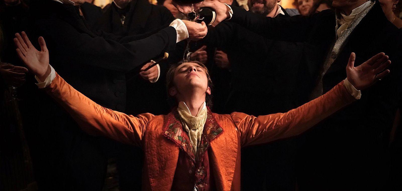 ILLUSIONS PERDUES Un film deXavier Giannoli Sélectionné en compétition officielle à la Mostra de Venise 2021
