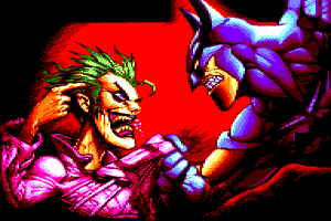 Amstrad CPC Demo - FOReVER C - Batman Forever ( Batman Group )