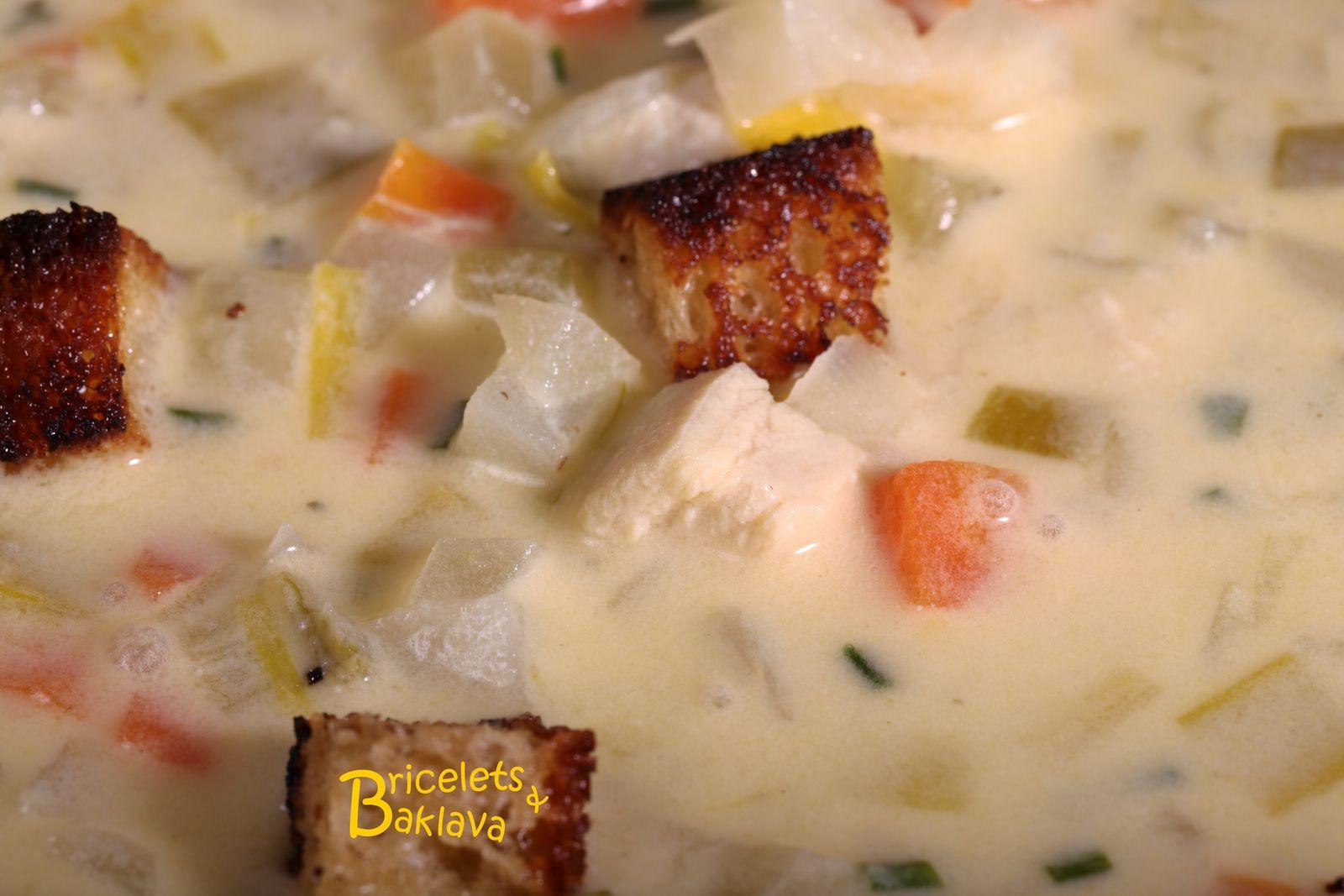 La soupe au vin de Soleure