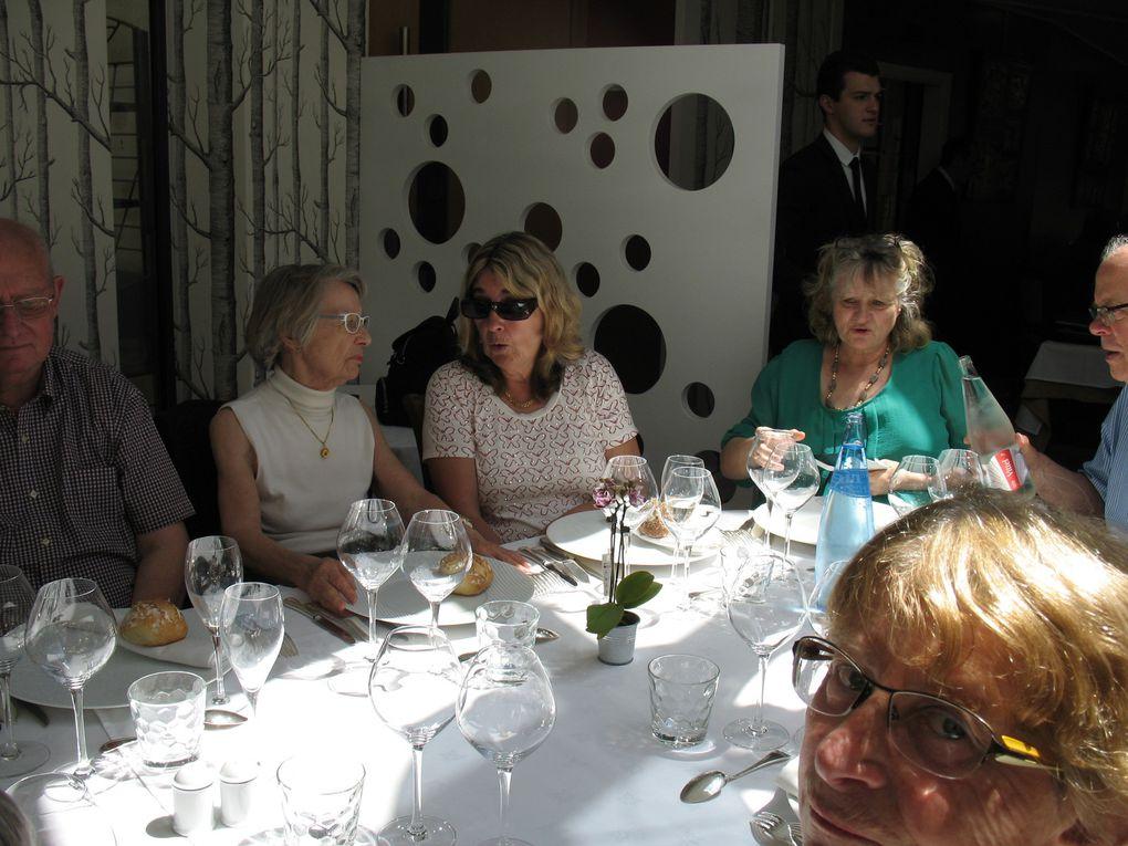 Les photos de Régine. Un oeil d'artiste pour un même événement.
